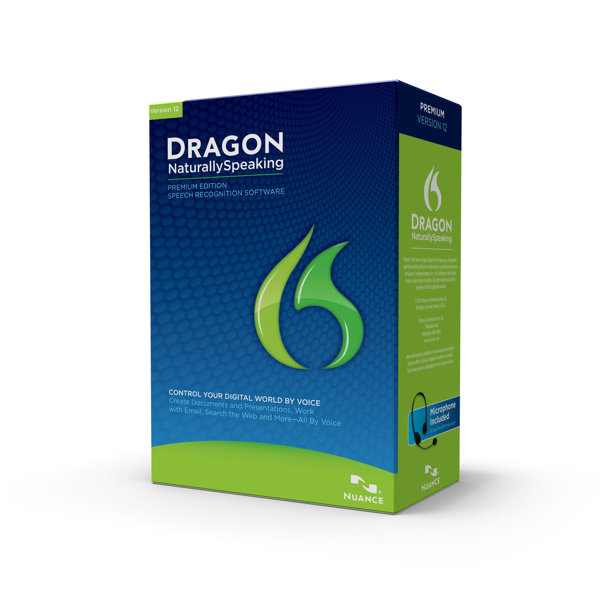 Download Nuance Dragon Naturally Speaking Free